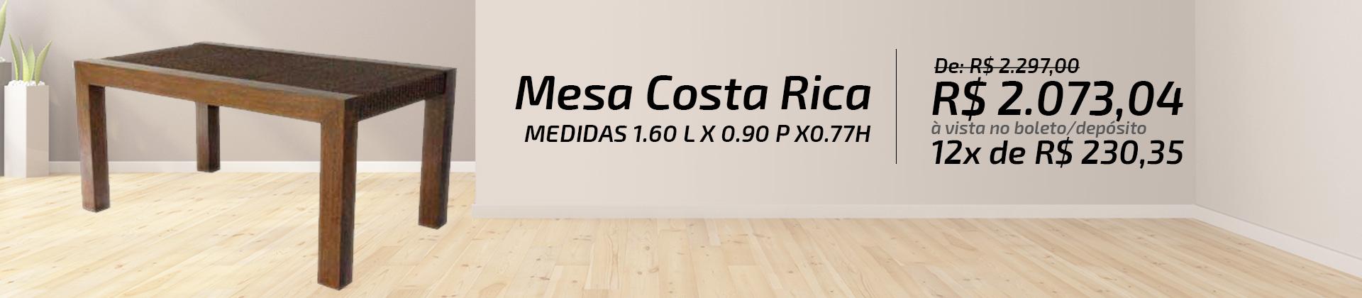 MESA COSTA RICA